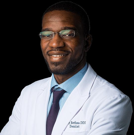 Columbia, SC dentist Dr. Bethea
